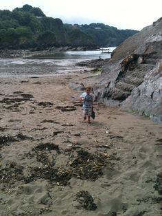 Coombe Martin beach #Devon #NDevon #NorthDevon