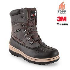 Cizme de iarna cu captuseala 3M Thinsulate Combat Boots, Shoes, Fashion, Moda, Shoes Outlet, Fashion Styles, Combat Boot, Shoe, Footwear