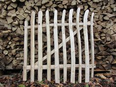 Cleft Ash Gate. Ditchfield Crafts