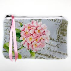 Pocket Wallet HYDRANGEA by Sticky!!!