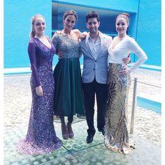 Muy pronto nuestras Chicas E! Serán vestidas por hermosas creaciones de @benitosantosoficial, no se pierdan los vestidazos en www.kpitaldf.com