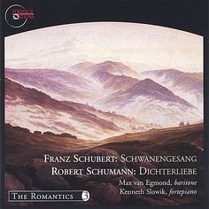 M Van Egmond/Slowik - Schubert:Schwanengesang & Dichterlieb, Pink