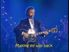 Neil Diamond - I Am I Said (1988, with lyrics) So Beautiful  Song <3 ..A great Man With A Great Voice