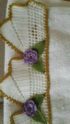 1 million+ Stunning Free Images to Use Anywhere Crochet Motifs, Crochet Borders, Crochet Stitches Patterns, Doily Patterns, Filet Crochet, Knitting Stitches, Crochet Doilies, Crochet Flowers, Crochet Crafts