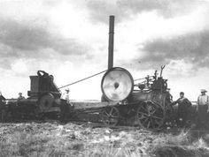 Afbeeldingsresultaat voor locomobiel stoom turf