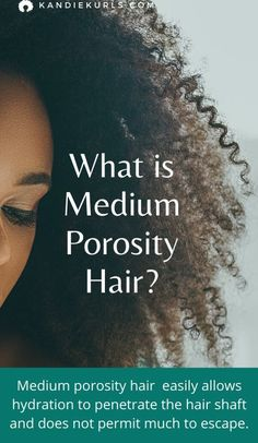 Low Porosity Hair porosity is one of the most important elements there is when it comes to hair care. It indicates which products to use, how much, and even how to style your hair. Each porosity has it's own special care. Medium porosity in particular. Natural Hair Tips, Natural Hair Journey, Natural Hair Styles, Low Porosity Hair Products, Hair Porosity, Natural Hair Conditioner, Hair Care Oil, Oil For Hair Loss, Hair Protein