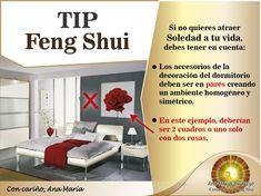 #TipFengShui: Recuerda que tu decoración debe tener pares de accesorios para conservar o atraer a la pareja. #FengShui