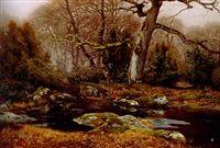 Charles Georget - L'enfant de la forêt Fontainebleau