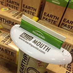 All natural no glycerin toothpaste