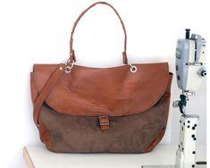 Handtaschen - Bag 71 - ein Designerstück von Projekt-Torebka bei DaWanda