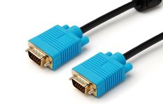 5M VGA Male to VGA Male –  HD15 High Resolution Monitor Cable -  - http://sellitsocially.co.uk/5m-vga-male-to-vga-male-hd15-high-resolution-monitor-cable/