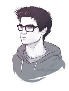 Spidey boy by ribkaDory.deviantart.com on @DeviantArt . Character Drawing / Illustration