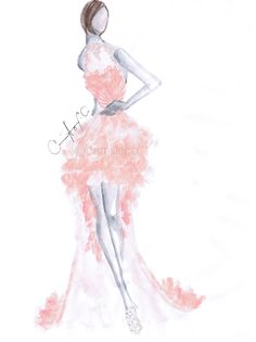 This is my design for a client to wear on her prom night. What do you think of it? Sweet Style, My Style, Camille Co, Best Champagne, Styles P, Prom Queens, Angel Cards, Colouring Techniques, Prom Night