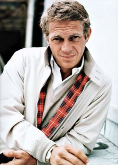 """I believe in me. I'm a little screwed up but I'm beautiful."" - Steve McQueen"