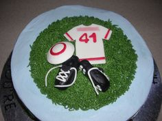Ultimate Frisbee cake, looks delicious! #upbeatultimate #NYCSocial #recipe #dessert #foodie