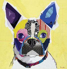 Michel Keck - Boston Terrier