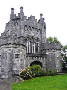 Irish Castle....go to Ireland....visit a castle. Wow, stunning.
