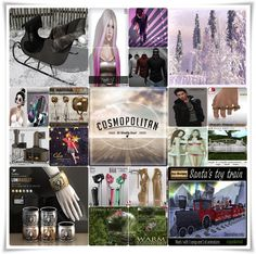 TIME FOR BRAND NEW COSMOPOLITAN ROUND! You can find all info @ http://cosmopolitansl.blogspot.com/2014/12/cosmopolitan-round-53-22th-december-4th.html