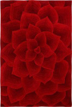 modernrugs com savannah red textured modern rug sangria reds