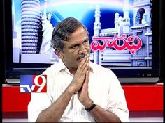 Cong leader Gangadhar on AP politics with NRIs - Varadhi - USA - Part 2