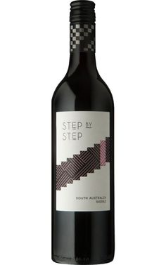 Step By Step Shiraz 2018 South Eastern Australia - 12 Bottles South Australia, Wine Australia, Cheap Wine, Cocktail Making, Deep Red Color, Light Oak, Venison, Red Wines