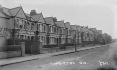Tooting, Longley Road