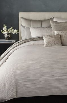 Donna Karan 'Reflection' Duvet Cover (Online Only) available at #Nordstrom