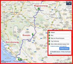 HORVÁTORSZÁGI, IGÉNYES VÍZPARTI APARTMAN - Térkép