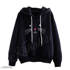 Sweatshirts Women Western Wear  Sweatshirts  Fabric: Fleece Sleeve Length: Long Sleeves Pattern: Printed Multipack: 1 Sizes: S (Bust Size: 36 in Length Size: 28 in)  M (Bust Size: 38 in Length Size: 28 in)  L (Bust Size: 40 in Length Size: 28 in)  XL (Bust Size: 42 in Length Size: 28 in)  XXL (Bust Size: 44 in Length Size: 28 in) Country of Origin: India Sizes Available: XS, S, M, L, XL, XXL   Catalog Rating: ★4.2 (12915)  Catalog Name: Classic Partywear Women Sweatshirts CatalogID_1620071 C79-SC1028 Code: 165-9286483-4641
