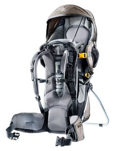 5dcb394cdd7 Deuter Kid Comfort III Child Carrier.. how awesome! Hiking With Kids
