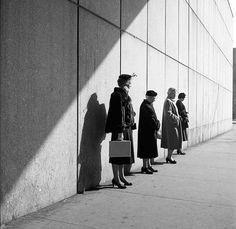 Street Photography - Straßenfotografie von Vivian Maier, Chicago