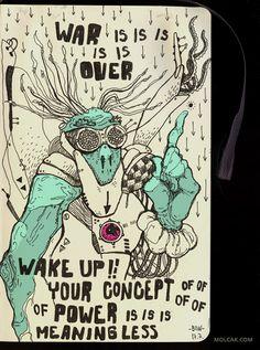 BiW 25 Indie, Fiction, Doodles, Sketches, Concept, War, Comics, Artist, Painting