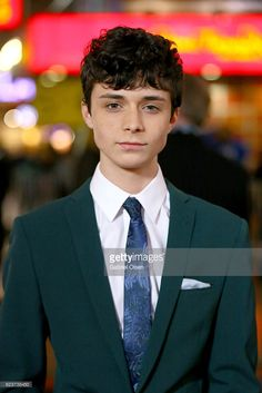 Actor Lucas Jade Zumann attends a tribute to Annette Bening and gala screening of A24's '20th Century Women' at AFI Fest 2016, presented by Audi at The Chinese Theatre on November 16, 2016 in Hollywood, California.