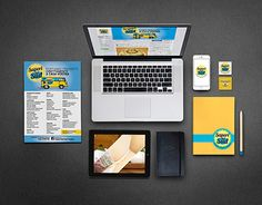 """Check out new work on my @Behance portfolio: """"Brand Identity """"Sapori del Sud"""""""" http://be.net/gallery/54964747/Brand-Identity-Sapori-del-Sud"""