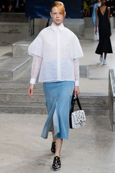 Kenzo Spring 2015 Ready-to-Wear - Collection - Style.com #PFW