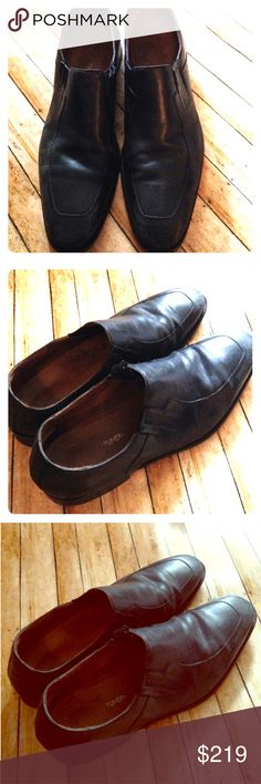 Donald J Pliner Black Dress Shoes Donald J Pliner Black Dress Shoes Donald J. Pliner Shoes