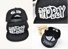 Swag Check! G Dragon's Bad Boy cap are now available at our store! Grab it now if you are VIP!~ GD's Fans, Bad Boy cap which wore by G-Dragon in Bad Boy MV are now available in our store!~ Grab it now if you are fans of our beloved GD <3   *High Quality guaranteed *100% Satisfaction guaranteed...
