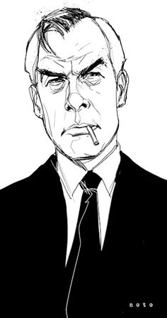 Phil Noto Lee Marvin.  How cool is that!?