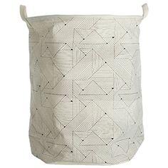 Vasketøjspose - Triangular - House Doctor