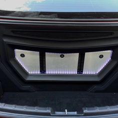 M6 trunk trim panel. #Firstcoastautocreations #9049559045 #jacksonvillefl #duval #handbuilt #custom #jlaudio