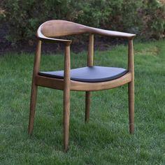 Wegner Kennedy Armchair - modern dining chairs
