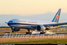 China Southern Cargo Boeing 777-F1B  http://www.airlinefan.com/airline-photos/China-Southern-Cargo/Boeing/777-200/B-2080/1529914/