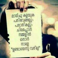 Jeevitham Malayalam Quotes Pinterest Love Quotes Malayalam