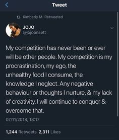 Motivational speech about competitiveness Twitter Quotes, Tweet Quotes, Mood Quotes, Positive Quotes, Motivational Quotes, Life Quotes, Inspirational Quotes, Real Talk Quotes, Self Love Quotes