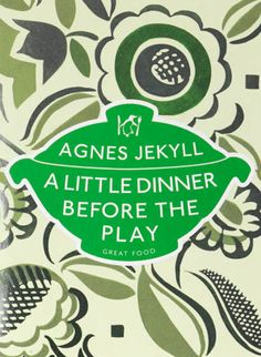 A little dinner before the play #BookCover #Book