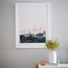 THIS ONE!!!!!!!!!! Minted for west elm - Wake I #westelm