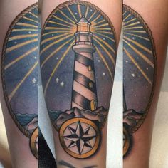 lighthouse-tattoo-design-25.jpg 595×595 pixels