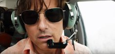 'American Made' Trailer: Tom Cruise Is a Risk-Seeking Drug-Peddling Pilot Domhnall Gleeson Lola Kirke Jesse Plemons Jayma Mays and Caleb Landry Jones are also featured in the crime thriller. Tom Cruise, Barry Seal, Doug Liman, Celebrity Blogs, Film 2017, Next Film, Bruce Willis, Upcoming Films, Film Review