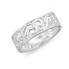 Sterling Silver Dress Ring | Prouds The Jewellers