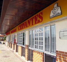 Restaurante Cervantes no Rio de Janeiro